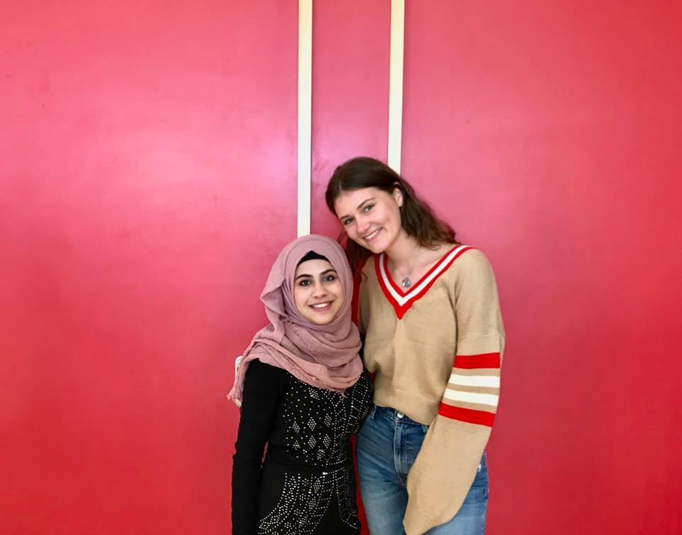 Amira & Celina