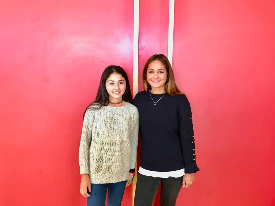 Reyhane & Lisa